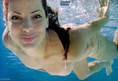 Sandra Bullock Nude