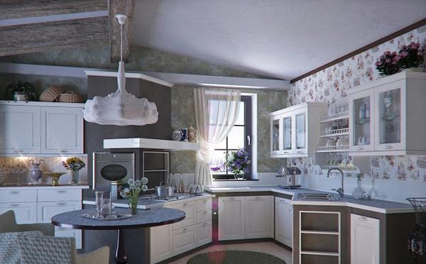 Download Desain Dapur Mewah dan Berkelas