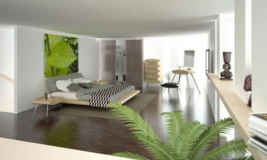 Dream house design for Bedroom ideas natural