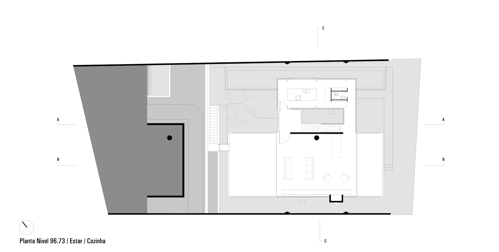 world of architecture unusual houses modern carapicuiba house by second floor floor plan