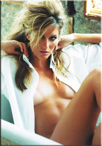 Sexy Hot Brazilian Women - Gisele Bundchen