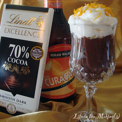 Orange Chocolate Chantilly | Zovie Style