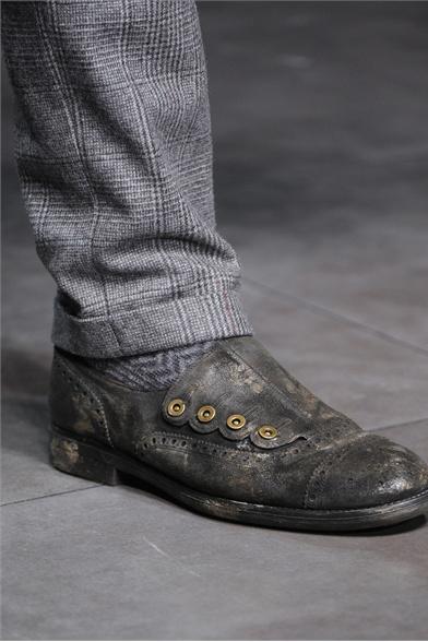 Calzature Gucci - La collezione di scarpe da uomo FW 2013
