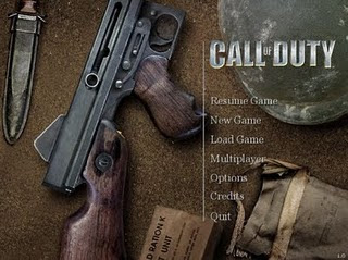 Download Game Call Of Duty PC Full