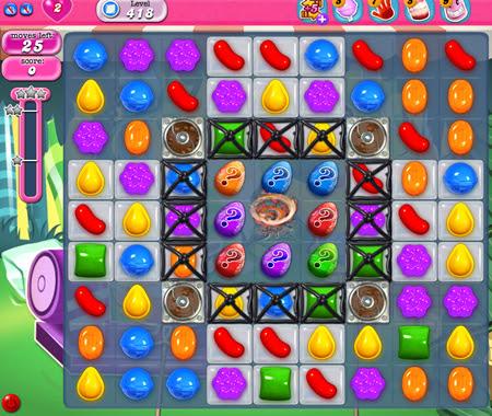 Candy Crush Saga 418