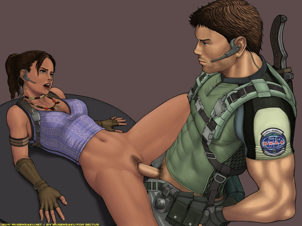 Muscle woman resident evil hentai sex video