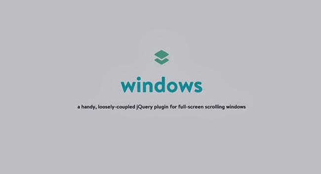 parallax scrolling plugin