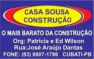 Casa Sousa Contrução