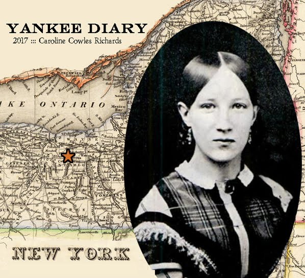 2017 CIVIL WAR BOM: YANKEE DIARY