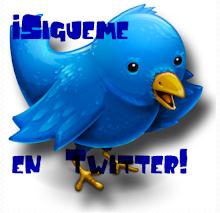 ¡Sigueme en Twitter!