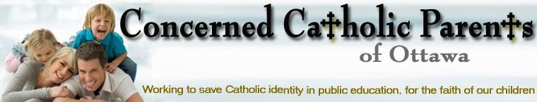 Concerned Catholic Parents Of Ottawa