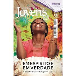 JOVENS - Neste 4º trimestre o tema escolhido foi: