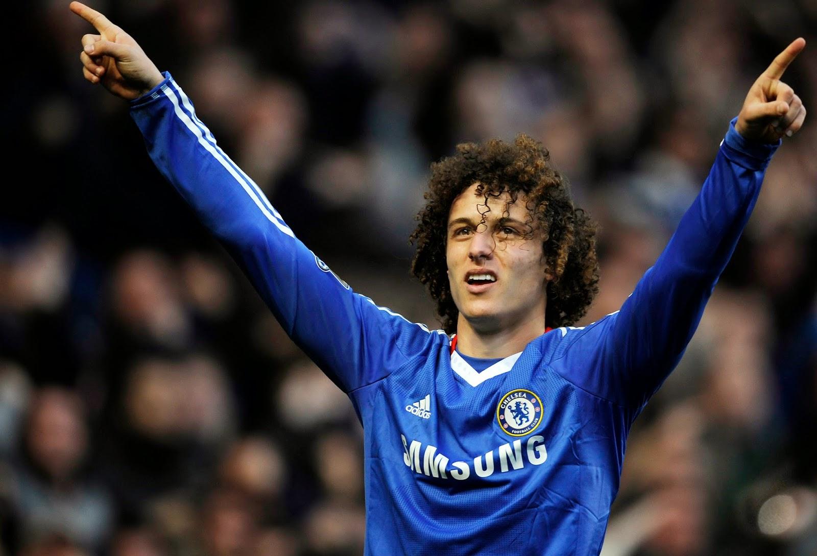 David Luiz Profile And New Hd Wallpapers 2014