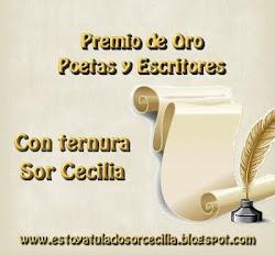 Gracias, querida Sor Cecilia...