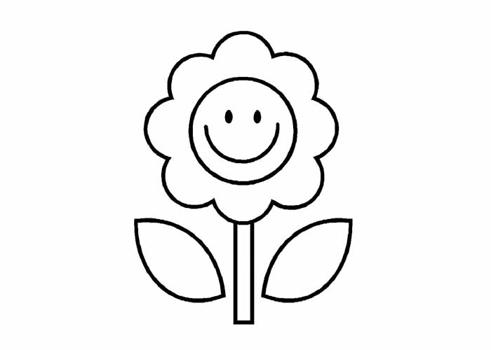 download hd cartoon flower coloring pages download hq cartoon flower coloring pages posters download cartoon flower coloring pages desktop download high - Cartoon Pictures For Coloring