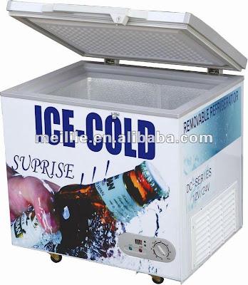 Freezer: Alternate Use