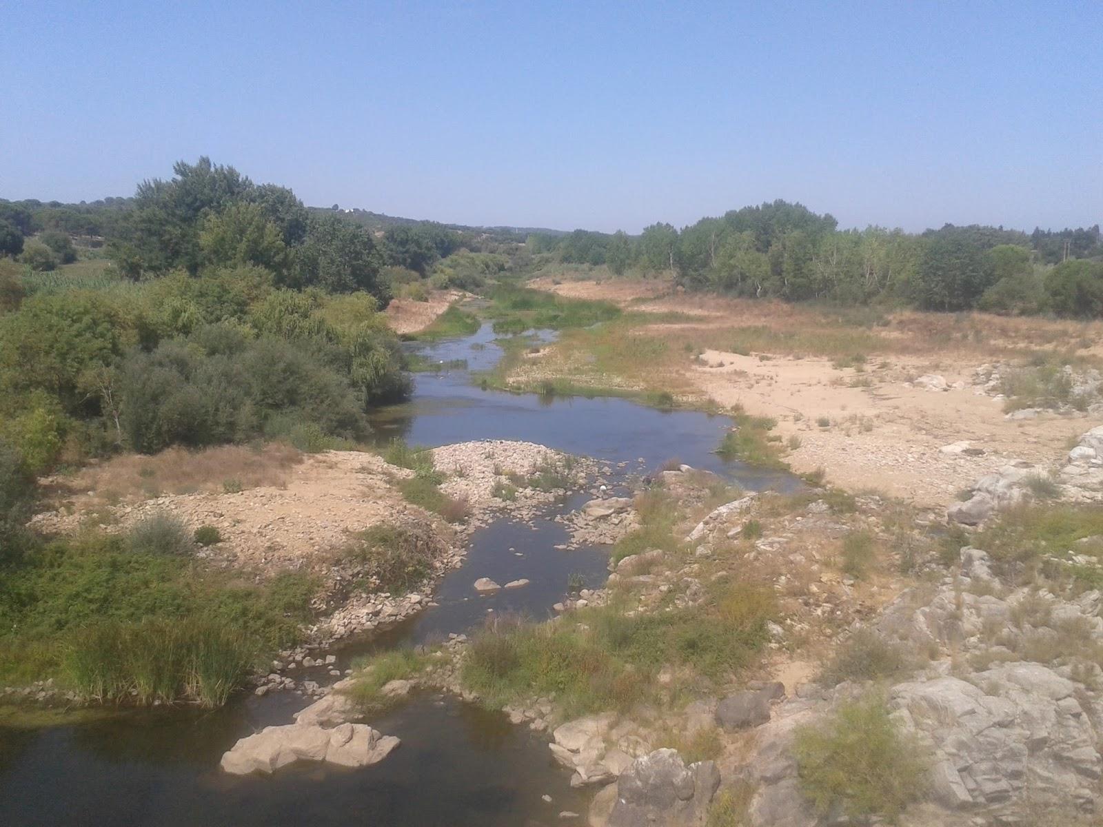 Açude do Furadouro Zona Fluvial