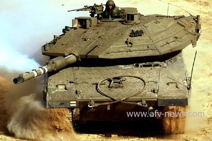 the gallery for gt merkava tank 60mm mortar