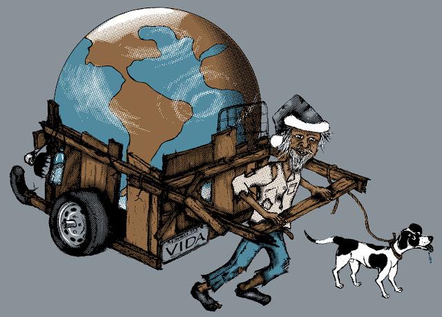 JÁ PENSOU NA ÁGUA QUE VOCÊ BEBE? Sustentabilidade_by_Tributino