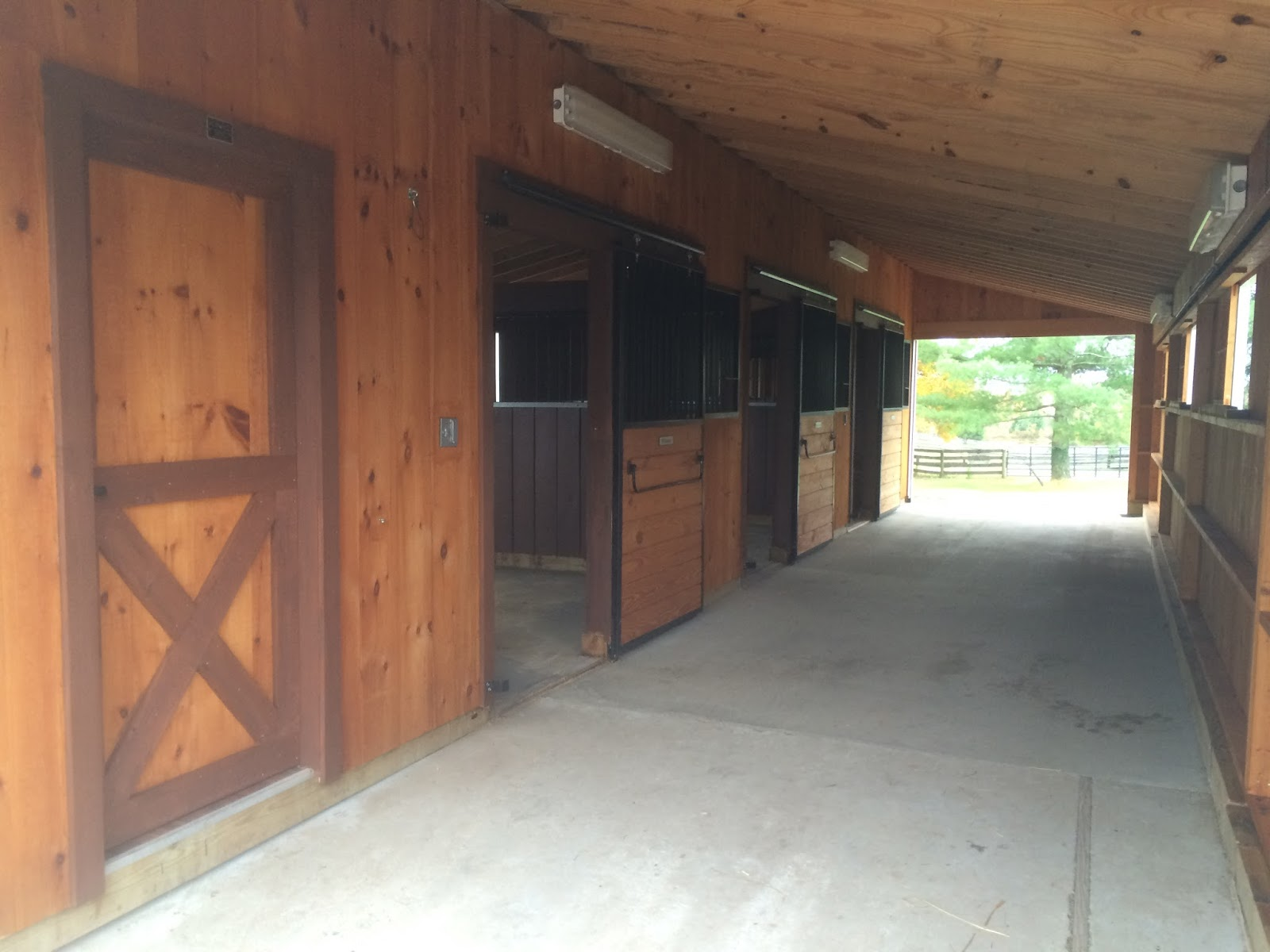 Building Managing The Small Horse Farm Barn Layout And Design