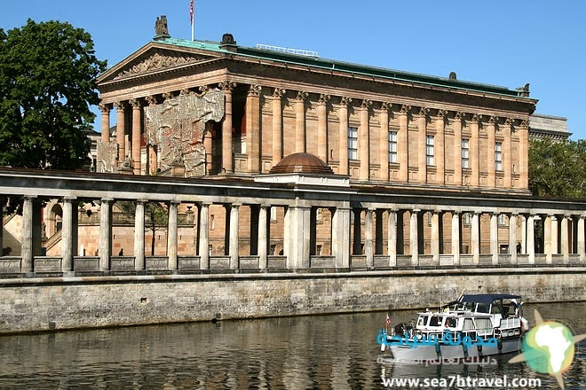 المعرض الوطني للتراث في برلين