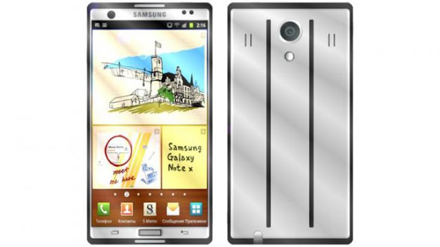 Samsung Galaxy Note 3 leaked photos