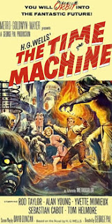 Retro Sci-Fi Weekend:  'The Time Machine' (1960)