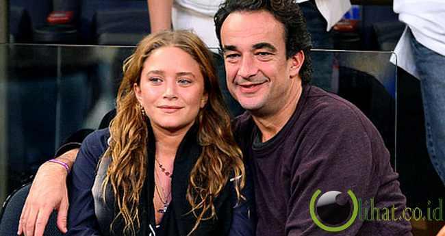 Mary-Kate Olsen & Olivier Sarkozy