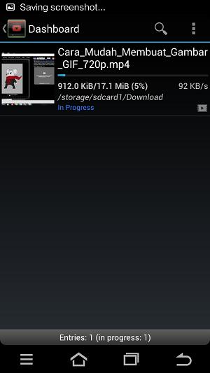Cara download video youtube dari android gratis