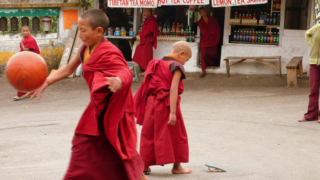 North East Monks - Arunachal Pradesh