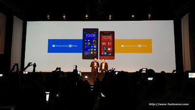 HTC Anounces two New Windows Phone 8 Mobile's