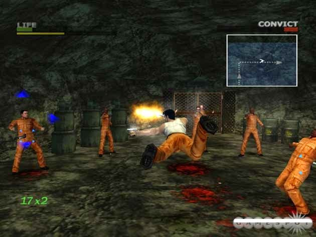 Dead To Rights 1 Portable PC Game Full Version Free Download
