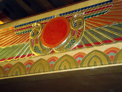 Egyptian Ballroom (balcony) at the Fox Theatre