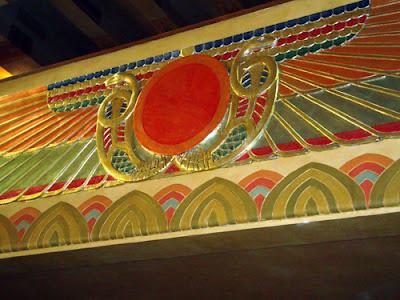 Egyptian Ballroom (balcony) at the Fox Theatre
