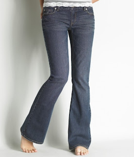 Jeans Designs for plus size