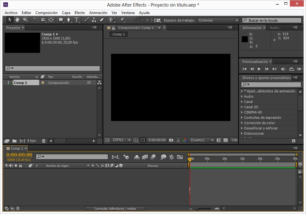 how to cut in after effects cc