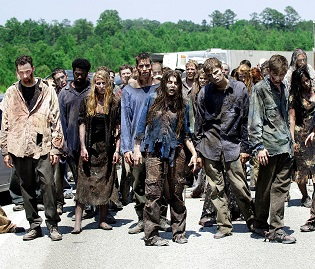 """From the TV Show """"The Walking Dead"""""""