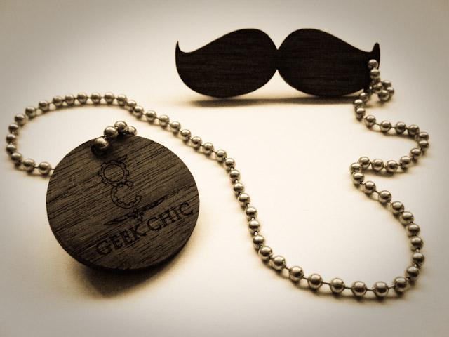 Mustache Monocle Classic