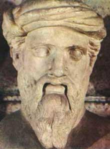 ΤΑΣ ΛΕΩΦΟΡΟΥΣ ΜΗ ΒΑΔΙΖΕΙΝ (Πυθαγόρας ο Σάμιος)