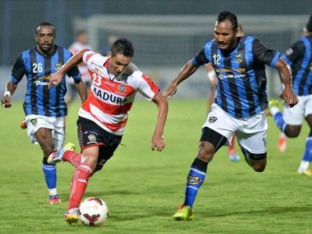 Persiba Bantul vs Persepam Madura United