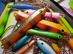 Shuck's Jigging Minnows