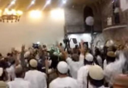 Pelampau yahudi berpesta rai kematian rakyat Palestin