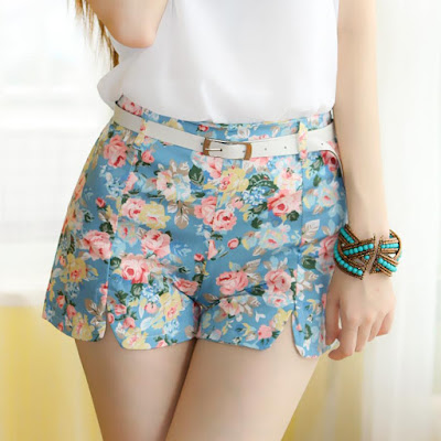 Model Rok Pants Korea Pendek Seksi