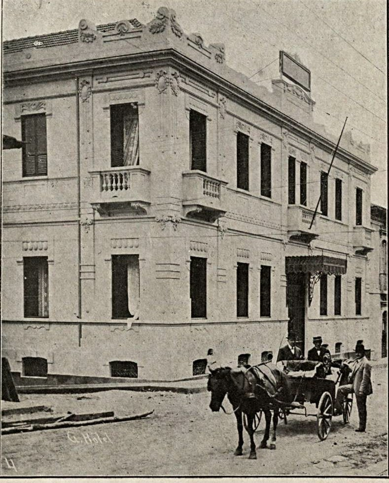 GRANDE HOTEL EM BARBACENA