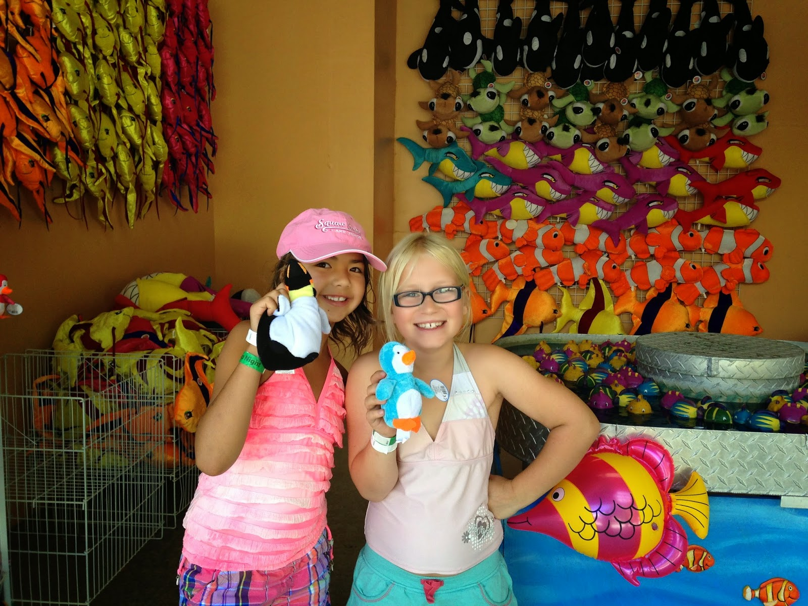 Amazing Adventures of Alameda Girl Scout Troop 33014: Scout Camp ...