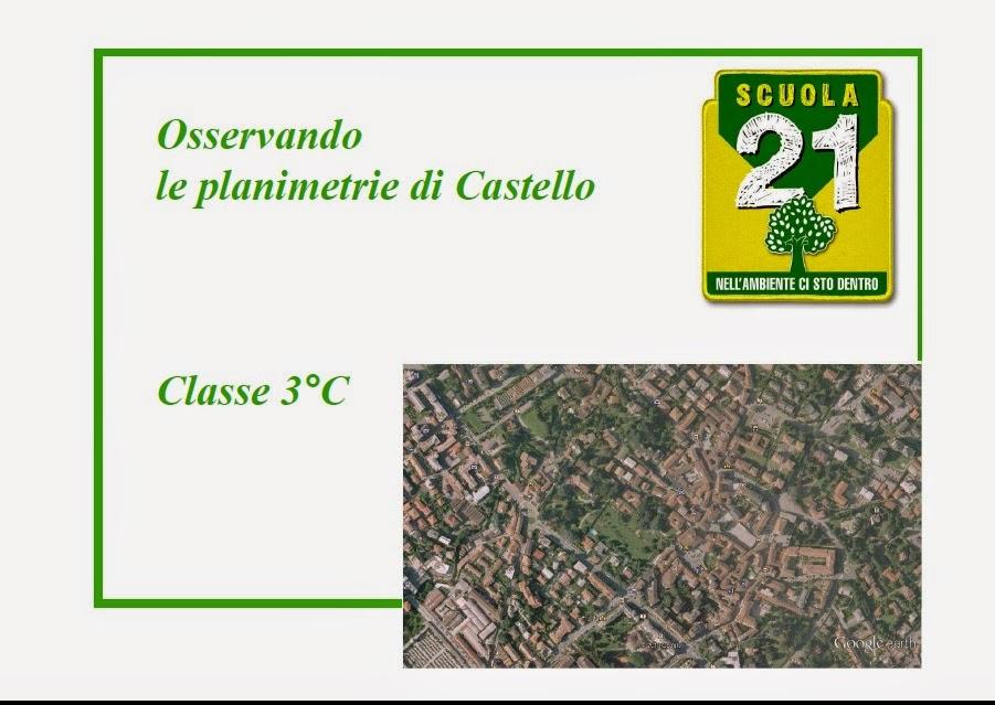 Medardorossoscuola21 fase 3 castello e le planimetrie for La serra progetta le planimetrie