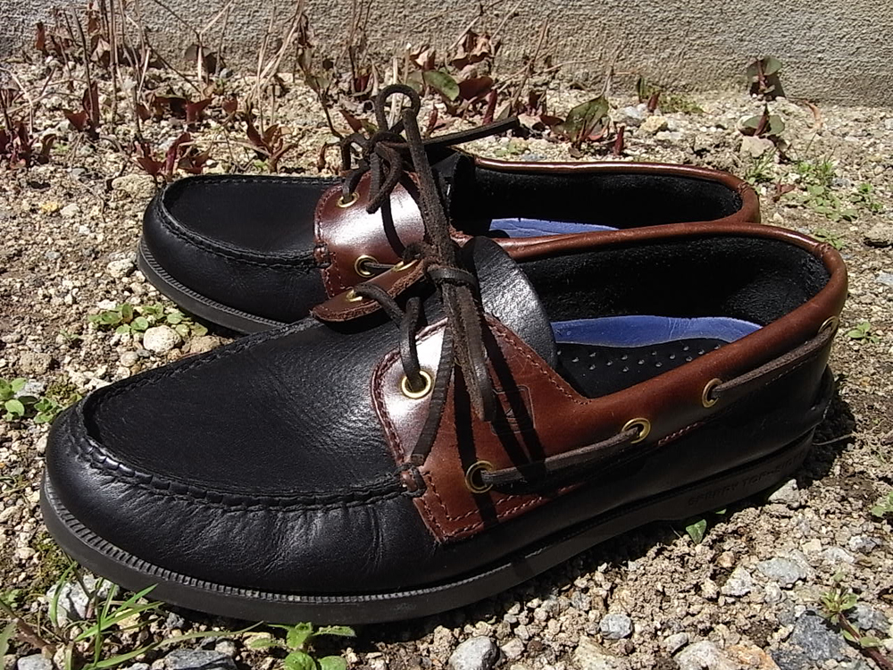 Two Tone - Vintage Sperry Top-Sider