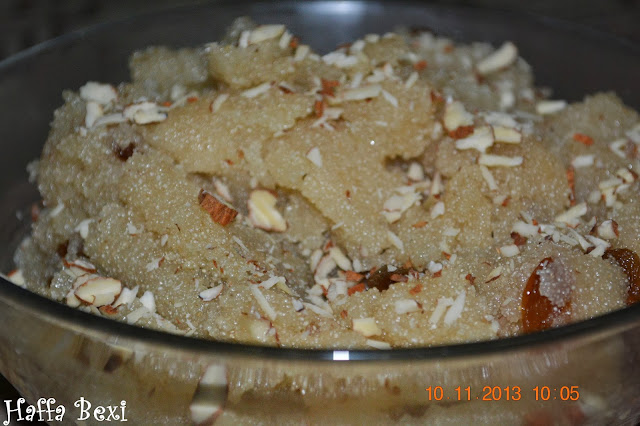 Breakfast, Desserts & Sweets, Pakistani Desserts, Semolina, Puddings, Halwa, Sooji, Nuts