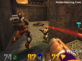 Free Download QUAKE 2 Pc Game Photo