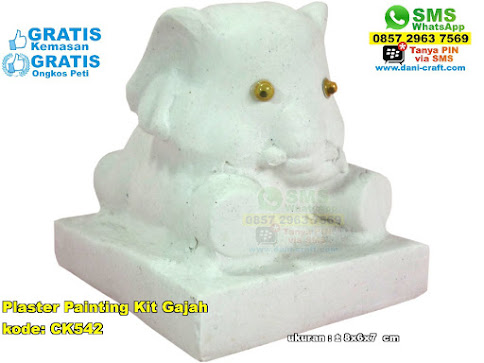 Plaster Painting Kit Gajah